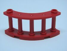 LEGO 30056 @@ Fence 4 x 4 x 2 Quarter Round Spindled with 2 Studs @@ 3451 7075 1