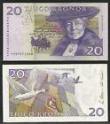 SVEZIA / SWEDEN - 20 Kronor 1997-2002 UNC Pick 63a (2)