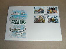 First Day Covers - Fishing 1981