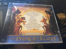 Selections From The Prince of Egypt Soundtrack cd SEALED Dream Works