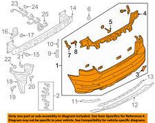 AUDI OEM 15-16 A3 Rear Bumper-Cover 8V5807067DGRU