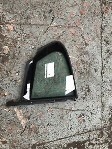 *BMW 5 SERIES F10 F11 REAR RIGHT DOOR O/S SIDE WINDOW GLASS GREEN FIXED QUARTER