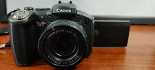 Canon PowerShot S5 IS 8.0MP Digital Camera - Black