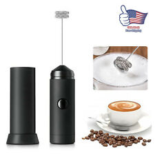 Electric Milk Frother Drink Foamer Whisk Mixer Stirrer Coffee Egg Beater Tools