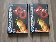 Enemy Zero Sega Saturn PAL mit OVP und Anleitung