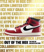 Out of the Box: The Rise of Sneaker Culture (Hardback or Cased Book)