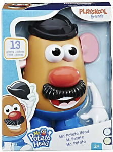 Mr Potato Head Classic - Playskool Friends - Toy Story 4 Mr. Potato Head Toy NEW