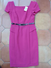 Square Neck Patternless Formal Petite Dresses for Women