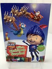 Mike The Knight Mike's Christmas Surprise DVD New Sealed