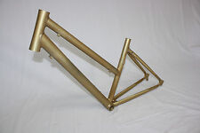 Eddy Merckx Rahmen TR5 Damen Treckingrahmen, Fahrradrahmen Alu Frame RAW, RH43cm