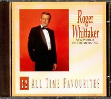 ROGER WHITTAKER - 22 All Time Favourites - Holland CD Commander 1988 - New World