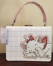 Disney Loungefly The Aristocats Sleeping Marie Purse Handbag Clutch Bag NEW