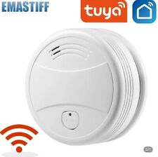 Independent Smoke Detector Sensor Fire Alarm Home Security System Firefighters T