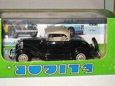 Eligor 1932 Ford V8 Roadster Top Up Closed 1/43 Diecast #1201 Black