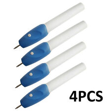 4 PCS Electric Engraving Engraver Pen Carve DIY Tool For Jewellery Metal Glass
