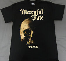 MERCYFUL FATE- TIME T-SHIRT, LARGE SIZE