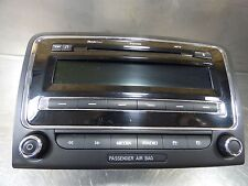 Skoda Superb 1,9 TDI Radio Blaupunkt ŠkodaAuto SWING MP3 3T0035186 / 3T0 035 186