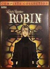 Witch Hunter Robin Complete Collection, Anime 2006, DVD, See Description