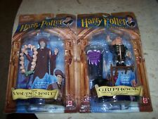 2 Unopened Different Harry Potter Wizard Collection Figurines/Voldemort/Griphook