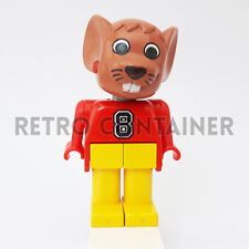 LEGO Minifigures - 1x fab9b - Mouse 2 - Fabuland Omino Minifig 3683 3719 3663