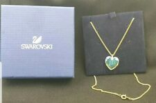 """Swarovski Women's Necklace element heart and letter engraving """" Y """""""