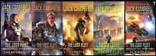 Lost Fleet BEYOND THE FRONTIER Series Collection Set Books 1-5 By Jack Campbell