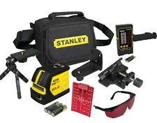 Kit Livella Laser a Croce e Punto Autolivellante SCL-D Mod.1-77-321 Stanley prof