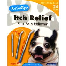 Pet Snapz - Itch Relief Pain Dog Hygiene Pet Treatment Bug Bites - 1-Pack