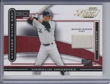 MAGGLIO ORDONEZ 2003 Playoff Piece of the Game Jersey #47/100 #60 (C9291)
