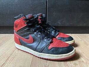 1994 Nike Air Jordan 1 Bred - Size 9.5