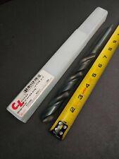 "NEW Chicago Latrobe USA 47/64"" MT2 #2 Morse Taper Drill Bit Machinist Tools 2MT"