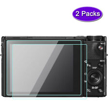 Compatible with Sony HDR-CX430 TrueVue Crystal Clear Digital Camcorder Screen Protector Dual Pack Bundle Lexerd