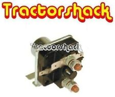 * Fordson, Major,Super Major, & Power Major Tractor 12 Volt Starter Solenoid *