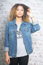 Women's 100% Cotton Grunge Basic Vintage Coats & Jackets