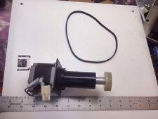 NIDEC SERVO Step Motor KH56KM2-951 Used W/ Belt