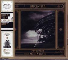 BUCK-TICK-CATALOGUE ARIOLA 00-10-JAPAN CD+DVD H75
