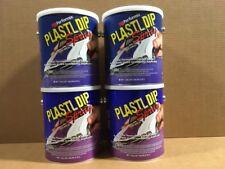 Performix Plasti Dip- 4 Gallons Matte BLACK SPRAY-THINNED/ 4 GALLONS