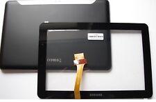 Samsung Galaxy Tab 10.1N Digitizer Reparaturset touch GT P7501 schwarz neu