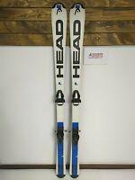 HEAD The Link R 160 cm Ski + BRAND NEW Tyrolia SX10 Bindings Winter Sport BSL