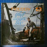 Freddy Auf hoher See Polydor 46750  LP135