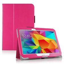 Custodie e copritastiera rosa pieghevole per tablet ed eBook Galaxy Tab