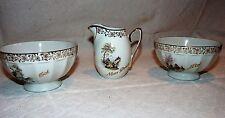 Lot 2 bols Toi & Moi & crémier Nous Deux en porcelaine de Limoges  Vintage bowls