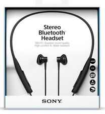 Sony SBH-70 Stereo Bluetooth Wireless Headset Earphone NFC Black Genuine SBH70