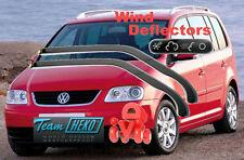 VW TOURAN 2003 - 2010 Wind deflectors 2.pc  HEKO  31142 for FRONT DOORS