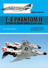 NEW! F-4 Phantom II in US Navy, US Marine Corps, RAF (Warpaint No 114)