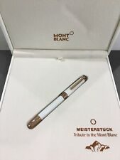 Rollerball Montblanc  Meisterstuck Mozart «Tribute To The Mont Blanc»