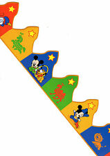 COURONNE CARTON EPIPHANIE DISNEY MICKEY MINNIE PLUTO SEE feve voiture in my shop