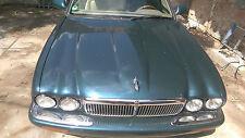 Jaguar XJ X300 Motorhaube ohne Emblem Green