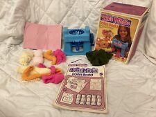 "#1625 Vintage 1979 Mattel ""Dolly's World� Knit Magic knitting machine Rare"