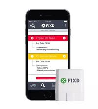 Brand New Fixd OBD-II Active Car Health Monitor --- Ready To Ship!!